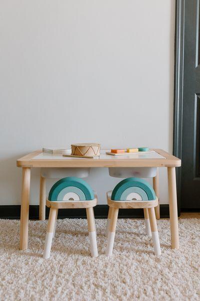 Montessori baldai